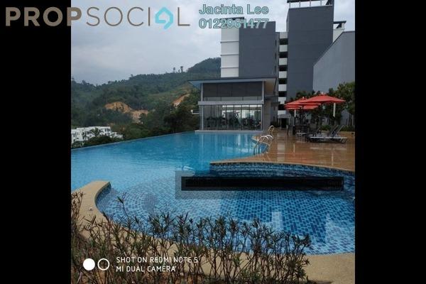 For Sale Condominium at Sutera Pines, Bandar Sungai Long Freehold Semi Furnished 4R/3B 482k