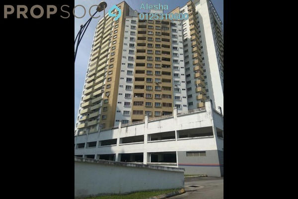 For Sale Condominium at Magna Ville, Selayang Freehold Unfurnished 0R/0B 257k