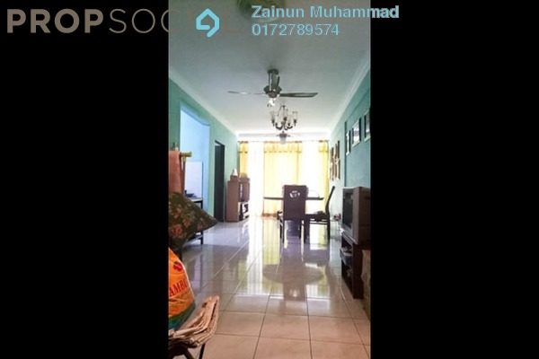 For Sale Apartment at Taman Impian Warisan, Hulu Langat Freehold Unfurnished 3R/2B 185k
