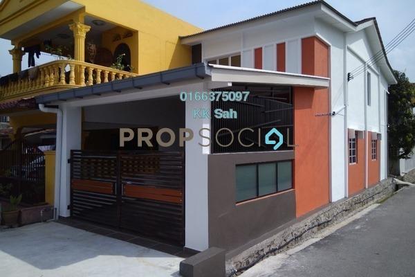 For Sale Link at Bandar Rinching, Semenyih Freehold Semi Furnished 3R/2B 350k