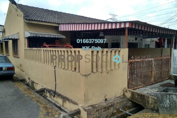 For Sale Terrace at Taman Eng Ann, Klang Freehold Semi Furnished 3R/2B 438k