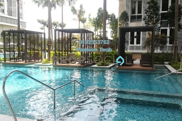 For Rent Condominium at Pavilion Hilltop, Mont Kiara Freehold Fully Furnished 3R/4B 5.8k