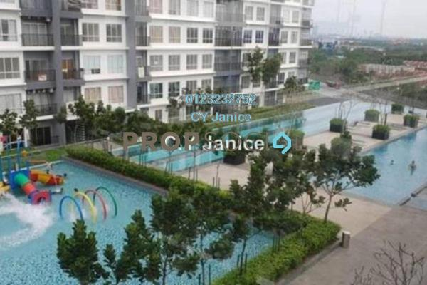 For Rent Serviced Residence at BSP 21, Bandar Saujana Putra Freehold Fully Furnished 3R/2B 2.2k