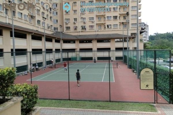 For Sale Condominium at Oakleaf Park, Bukit Antarabangsa Freehold Semi Furnished 3R/2B 260k