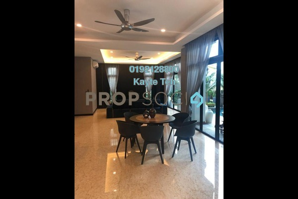 For Sale Bungalow at Tropicana Indah, Tropicana Freehold Semi Furnished 5R/6B 11.5m