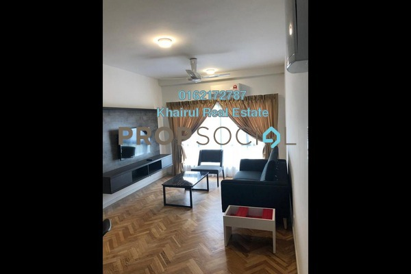 For Rent Serviced Residence at Emira, Shah Alam Freehold Fully Furnished 1R/1B 3k
