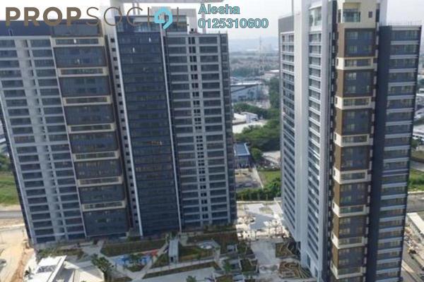 For Sale Apartment at Tropicana Metropark, Subang Jaya Freehold Semi Furnished 0R/0B 551k