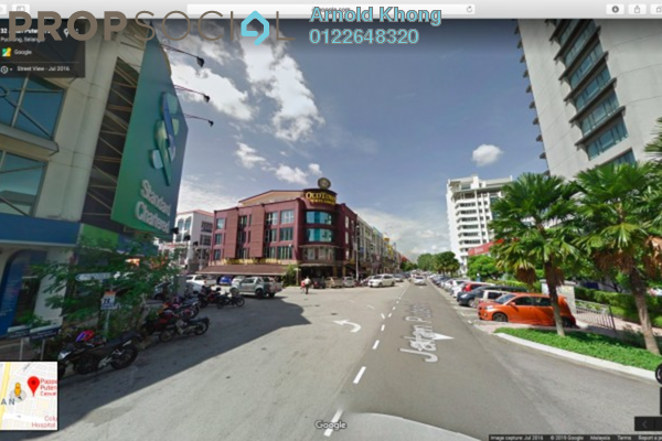 For Sale Shop at Casa Puteri, Bandar Puteri Puchong Freehold Semi Furnished 0R/0B 10.9m