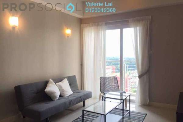 For Sale Condominium at Gaya Bangsar, Bangsar Freehold Fully Furnished 1R/1B 680k
