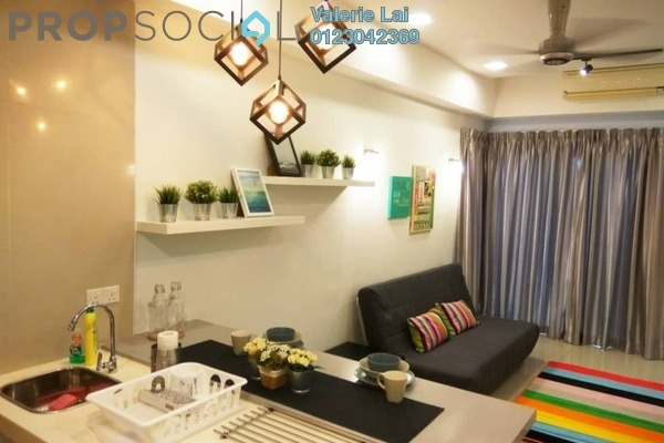 For Sale Condominium at Gaya Bangsar, Bangsar Freehold Fully Furnished 1R/1B 648k