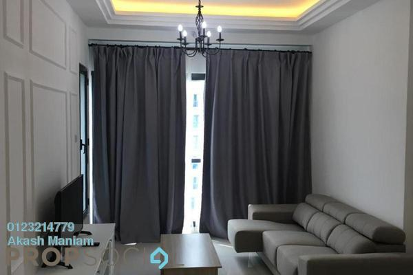 For Rent Condominium at BayBerry Serviced Residence @ Tropicana Gardens, Kota Damansara Freehold Fully Furnished 1R/1B 2.2k