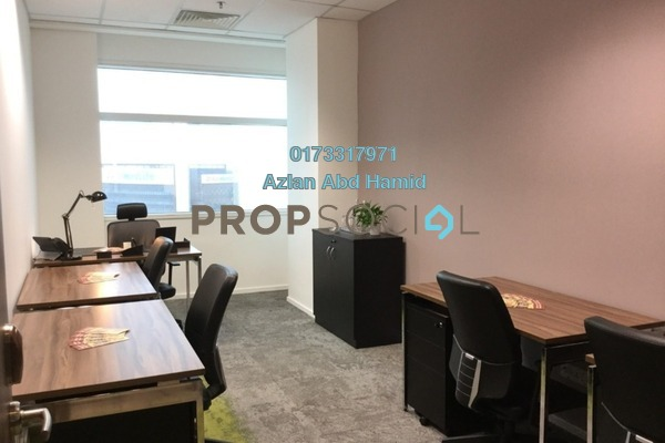 For Rent Office at Q Sentral, KL Sentral Freehold Fully Furnished 0R/0B 6k