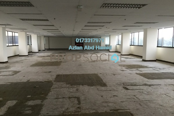 For Rent Office at Wisma Chase Perdana, Damansara Heights Freehold Unfurnished 0R/0B 38.2k