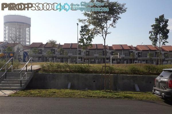 For Rent Terrace at Ixora Residences, Bandar Seri Coalfields Freehold Unfurnished 4R/4B 1.1k