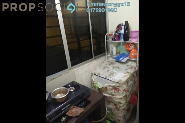 For Rent Condominium at Symphony Heights, Selayang Freehold Semi Furnished 3R/2B 1.5k