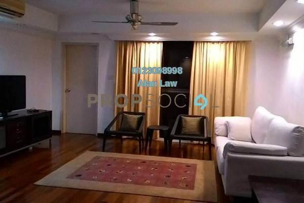 For Rent Condominium at Mont Kiara Bayu, Mont Kiara Freehold Fully Furnished 2R/2B 3.3k