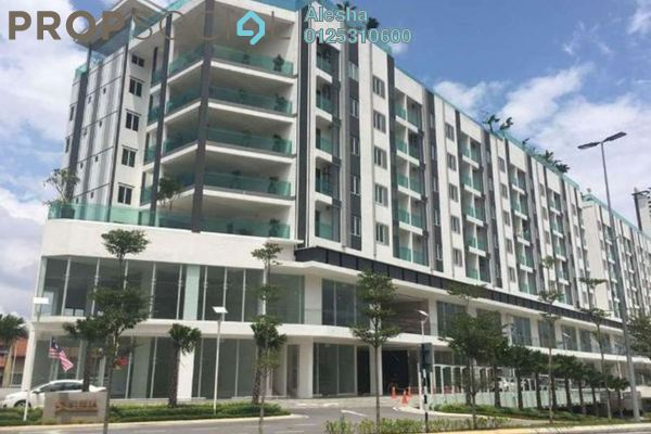 For Sale Serviced Residence at Suria @ North Kiara, Segambut Freehold Unfurnished 0R/0B 365k