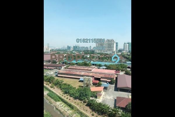 For Sale Condominium at Panorama Residences, Sentul Freehold Semi Furnished 3R/2B 430k