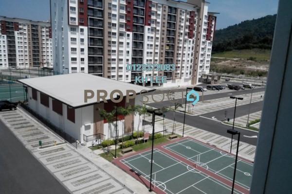 For Rent Apartment at Seri Jati Apartment, Setia Alam Freehold Unfurnished 3R/2B 800translationmissing:en.pricing.unit