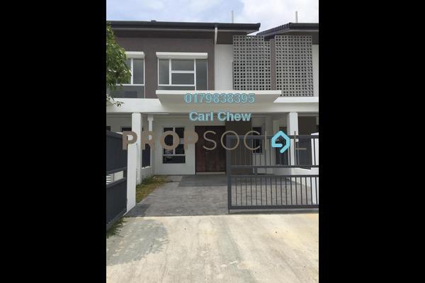 For Rent Terrace at Penduline, Bandar Rimbayu Freehold Semi Furnished 4R/3B 1.2k