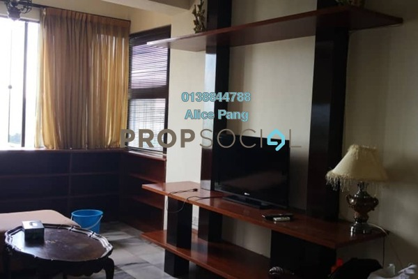 For Rent Condominium at Pearlvue Heights, Tanjung Tokong Freehold Fully Furnished 2R/2B 1.2k