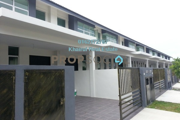 For Rent Terrace at Bangi Avenue, Kajang Freehold Unfurnished 4R/3B 1.35k