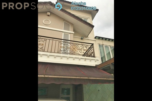 For Sale Semi-Detached at Taman Dagang, Ampang Freehold Fully Furnished 7R/5B 3.5m