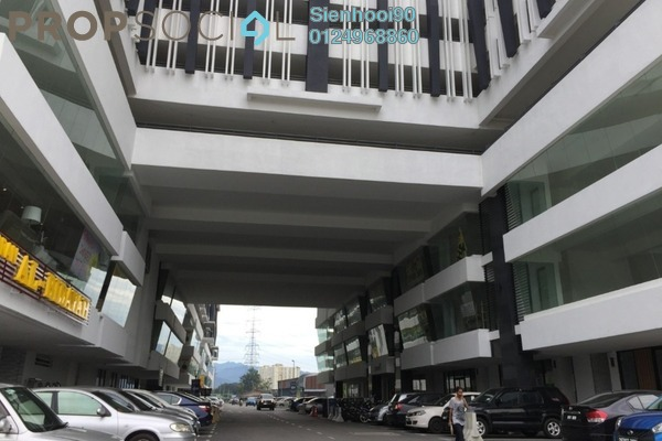 For Rent Shop at KL Traders Square, Kuala Lumpur Freehold Unfurnished 0R/1B 7.89k