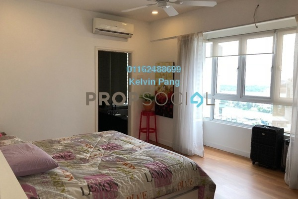 For Sale Condominium at Platino, Gelugor Freehold Fully Furnished 4R/4B 1.65m