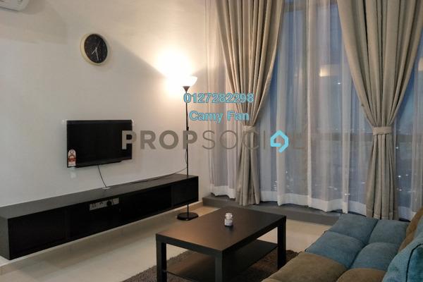 For Rent SoHo/Studio at Pinnacle, Petaling Jaya Freehold Fully Furnished 1R/2B 1.9k