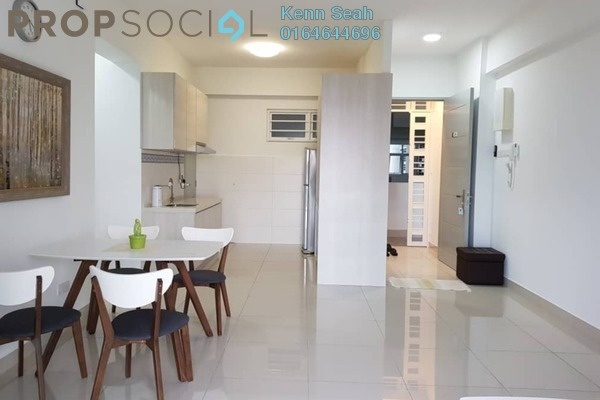 For Rent Condominium at Tropicana Bay Residences, Bayan Indah Freehold Fully Furnished 3R/2B 2.8k