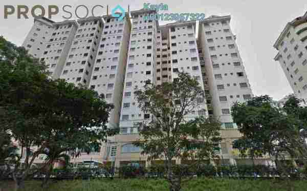 For Sale Condominium at D'Aman Crimson, Ara Damansara Freehold Unfurnished 0R/0B 486k