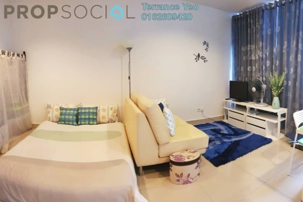 For Sale Condominium at PJ5 SOHO, Kelana Jaya Freehold Fully Furnished 1R/1B 328k