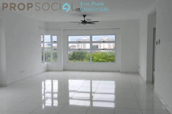 For Rent Condominium at D'Pines, Pandan Indah Freehold Semi Furnished 3R/2B 2k