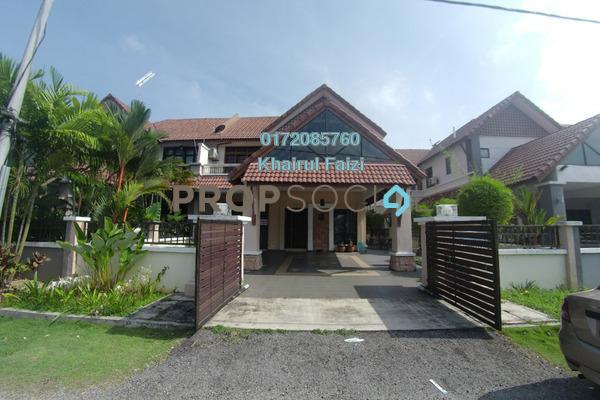 For Sale Semi-Detached at Pura Kencana, Johor Freehold Fully Furnished 5R/5B 780k