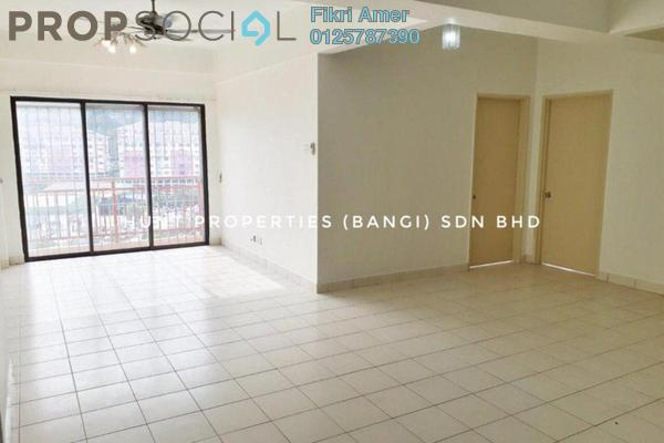 For Sale Apartment at Glen View Villa, Cheras Leasehold Unfurnished 3R/2B 330k