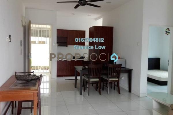 For Sale Serviced Residence at Skypod, Bandar Puchong Jaya Freehold Semi Furnished 2R/2B 560k