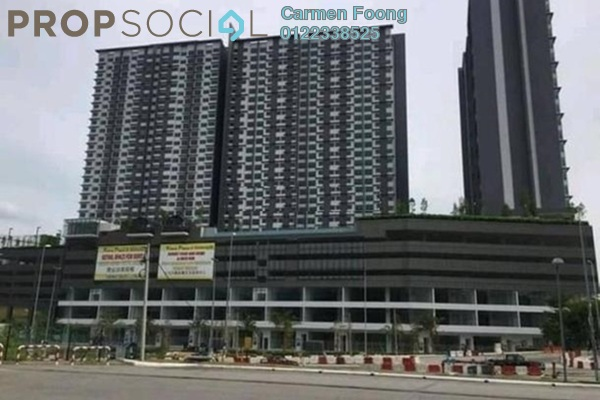 For Rent Condominium at Kiara Plaza, Semenyih Freehold Semi Furnished 1R/1B 400translationmissing:en.pricing.unit