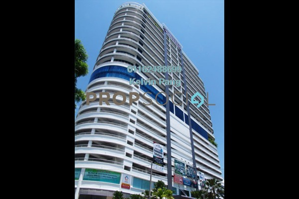 For Rent Condominium at Suntech, Bayan Baru Freehold Unfurnished 0R/1B 1.7k