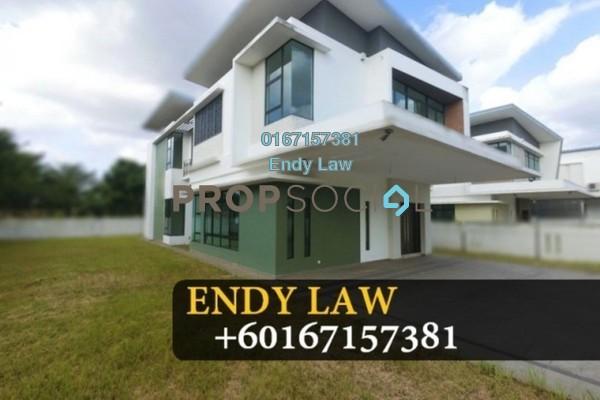 For Sale Bungalow at Taman Perling, Iskandar Puteri (Nusajaya) Freehold Unfurnished 4R/3B 3.09m