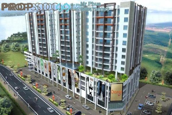 For Rent Condominium at Orange 3, Butterworth Freehold Unfurnished 4R/2B 1.2k