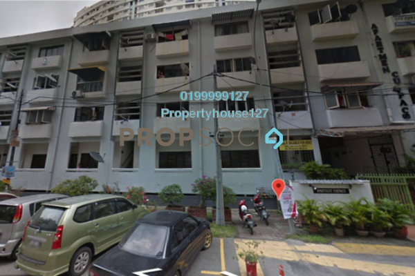 For Rent Apartment at Jalan Thamby Abdullah, Brickfields Freehold Semi Furnished 1R/1B 1.3k