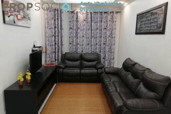 For Sale Condominium at Oakleaf Park, Bukit Antarabangsa Leasehold Semi Furnished 3R/2B 275k