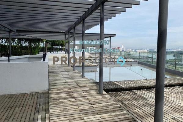 For Sale Condominium at Univ 360 Place, Seri Kembangan Freehold Semi Furnished 3R/2B 450k