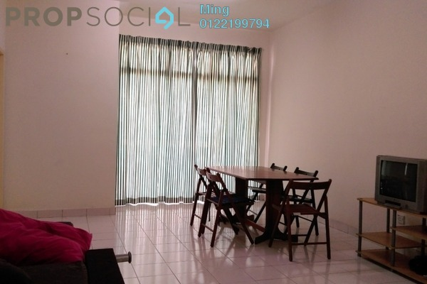 For Rent Condominium at Lagoon Perdana, Bandar Sunway Freehold Semi Furnished 3R/2B 1k