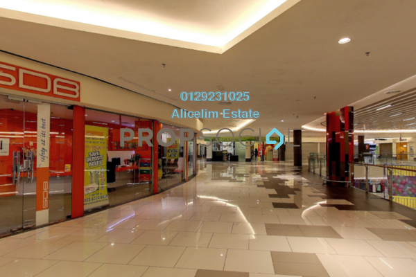 For Rent Shop at The Summit, UEP Subang Jaya Freehold Semi Furnished 0R/0B 1.2k