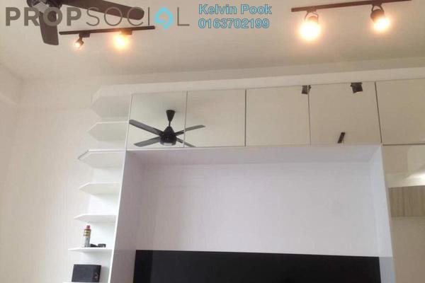 For Rent SoHo/Studio at Mutiara Ville, Cyberjaya Freehold Fully Furnished 1R/1B 1.2k