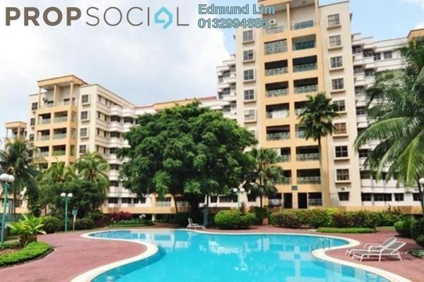 For Rent Condominium at Palmville, Bandar Sunway Freehold Fully Furnished 3R/3B 3k