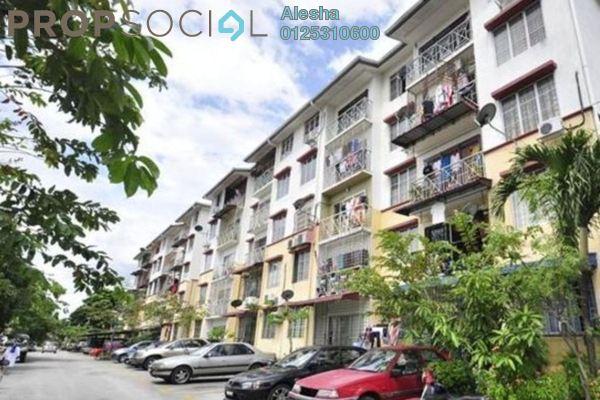 For Sale Apartment at Desa Putra, Batu Caves Freehold Unfurnished 0R/0B 190k