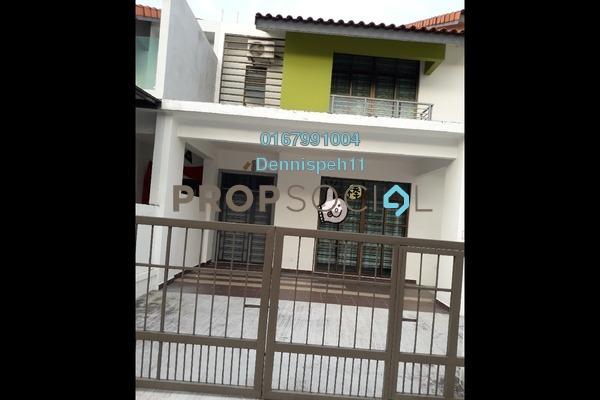 For Rent Terrace at Perjiranan 12, Bandar Dato' Onn Freehold Unfurnished 4R/4B 1.55k